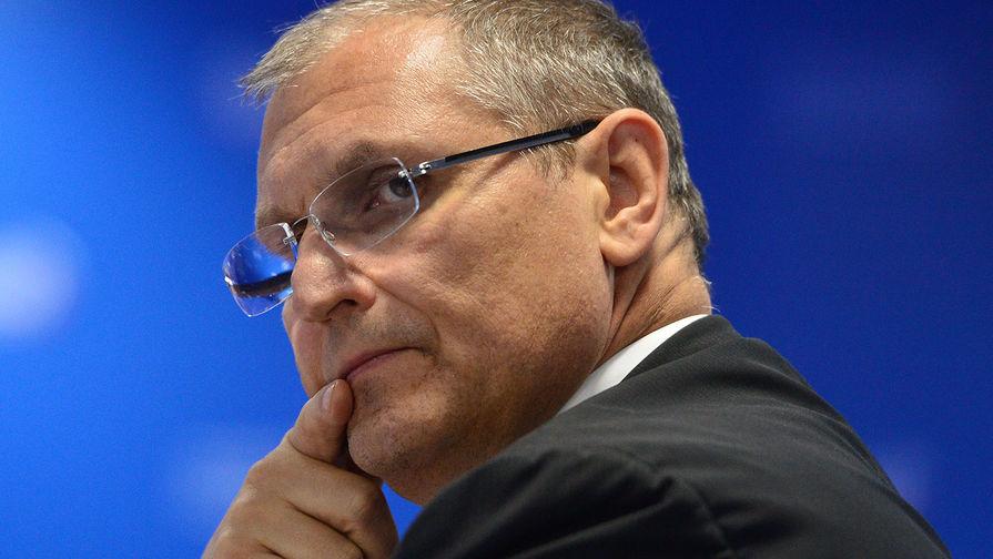 Вице-губернатор Петербурга подал заявление об отставке