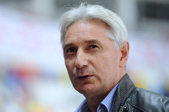 Главный тренер сборной России Зинэтула Билялединов побывал в Мытищах.
