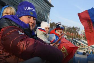 Глава Федерации лыжных гонок России Елена Вяльбе