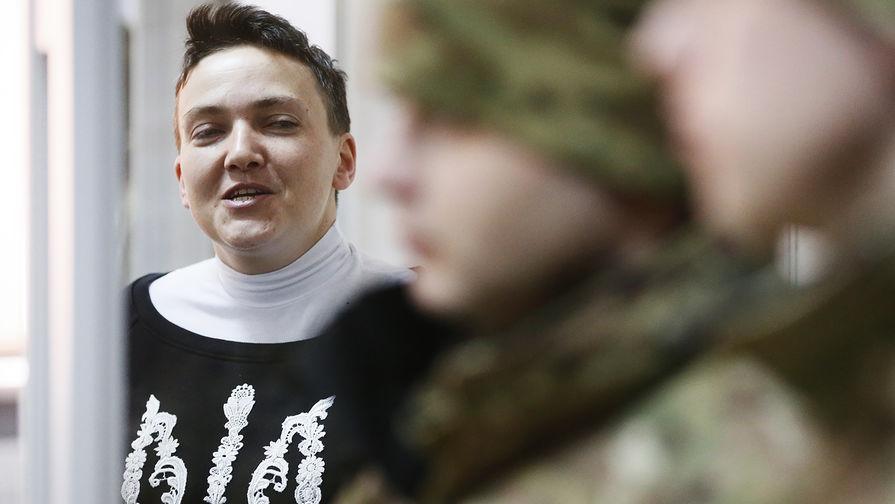 Суд отказал СБУ в аресте личного имущества Савченко