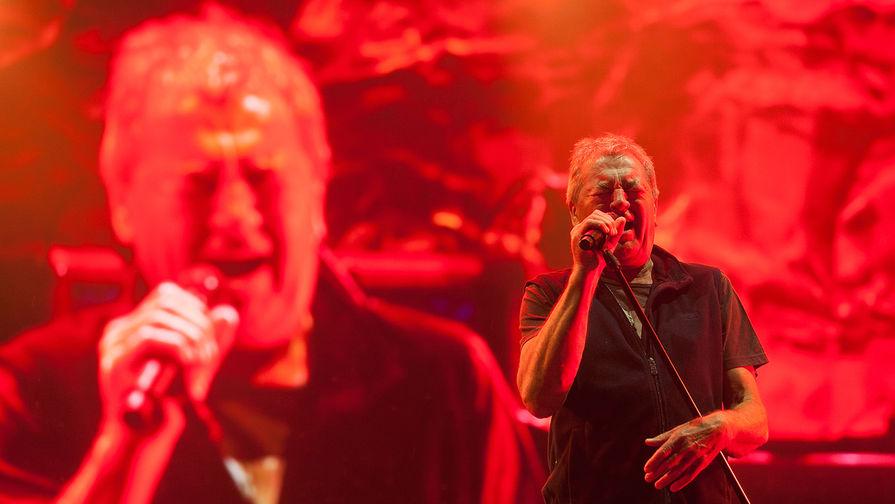 Лидер Deep Purple Иэн Гиллан о России и религии