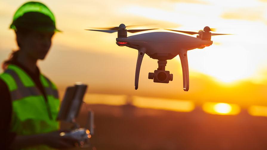 ГИБДД начала использовать дроны для выявления нарушений на дорогах