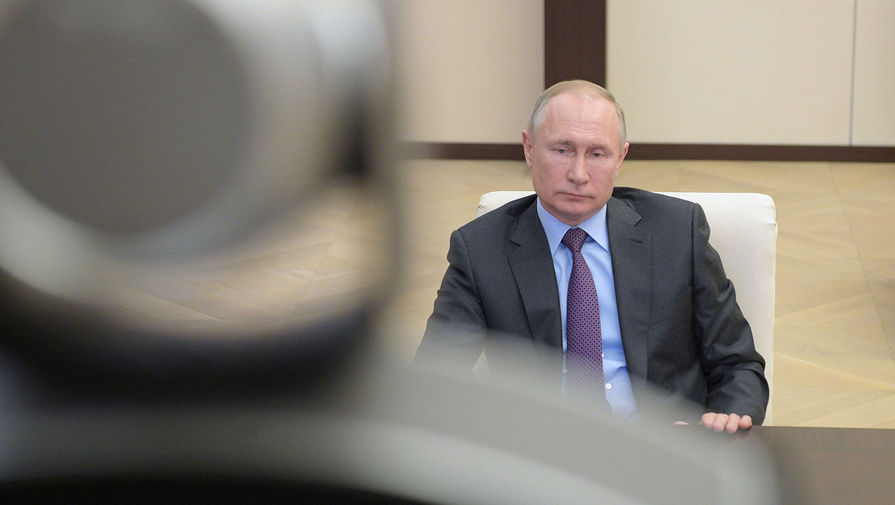 Путин: Россия надежно защищена от посягательств на ее целостность