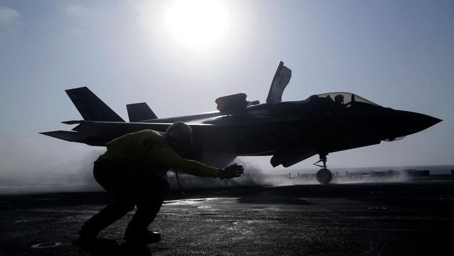 «Нечто волшебное»: США испытали истребитель будущего