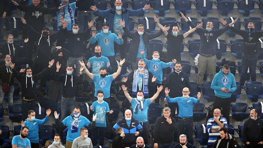 Полиция возбудила уголовное дело после матча Зенита и Спартака