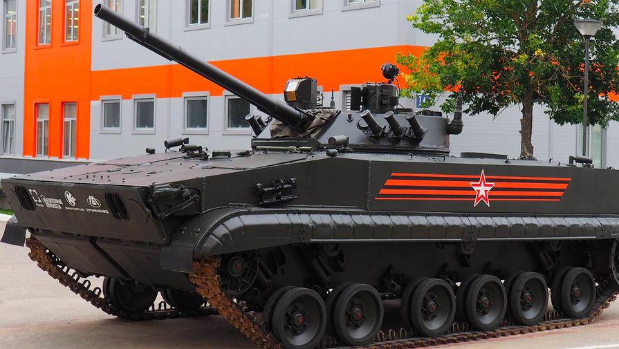 «Удар» по противнику: что известно о российском боевом роботе
