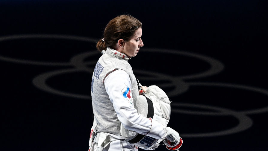 Рапиристка Дериглазова принесла России как минимум серебро Токио-2020