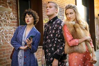 Герои сериала «В поиске» — Дори, Эллиот и Порция