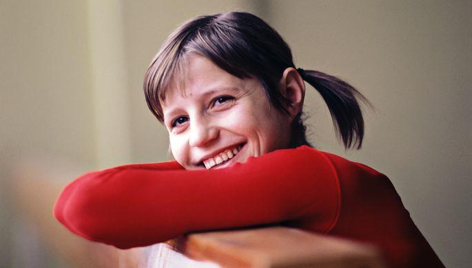Четырехкратная олимпийская чемпионка по спортивной гимнастике Ольга Корбут