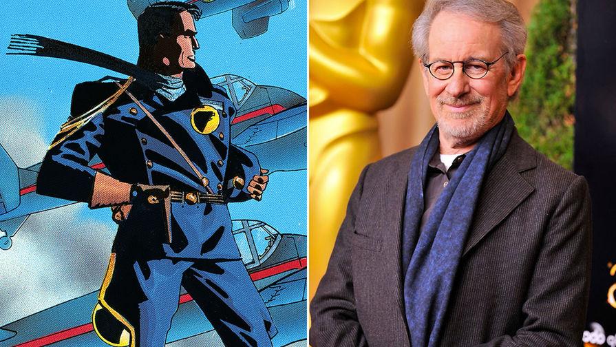 спилберг снимет фильм по комиксам о супергероях газетаru