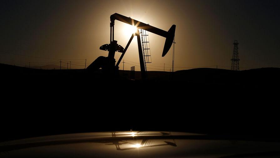 Цена на нефть марки Brent рухнула до $70,94