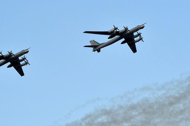 Стратегические бомбардировщики-ракетоносцы Ту-95МС