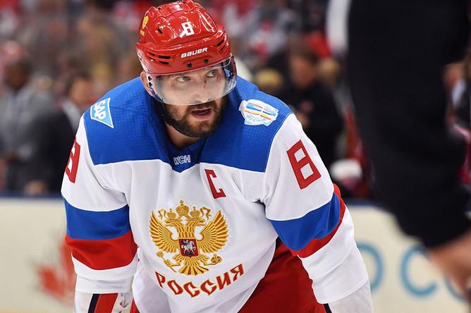 1) Хоккеист Александр Овечкин, 33 года ($14,5 млн)