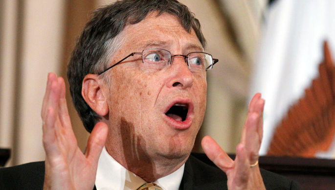«Если повезет, лет через 20»: Билл Гейтс рассказал о следующей пандемии