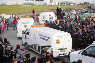 В Мексике во время крупной драки в тюрьме погибло более 40 заключенных