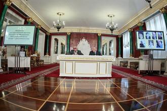 Президента РАН Юрий Осипов объявил имена лауреатов Госпремии по науке за 2011 год