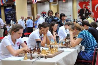 Россиянки во встрече со сборной Польши спаслись от поражения
