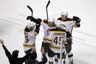 «Бостон» одержал гостевую победу над «Баффало»