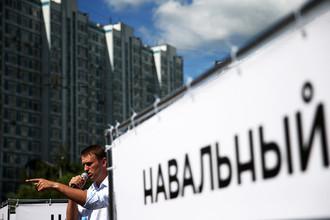 55% москвичей готовы проголосовать за врио мэра Собянина, еще 9% — за оппозиционера Навального, 4% — за коммуниста Мельникова и 3% — за лидера «Яблока» Митрохина.