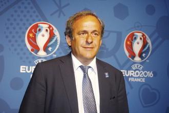 Мишель Платини — возможно, будущий президент ФИФА
