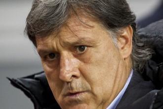 Главный тренер «Барселоны» Херардо Мартино