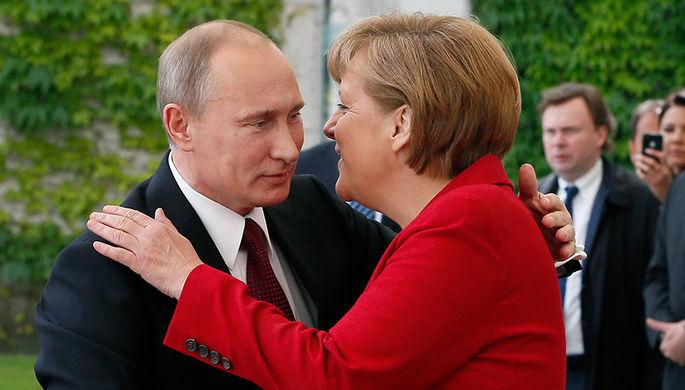 """""""Если Германия не изменит курс, то попадет в полную энергетическую зависимость от России"""", - Трамп - Цензор.НЕТ 3700"""