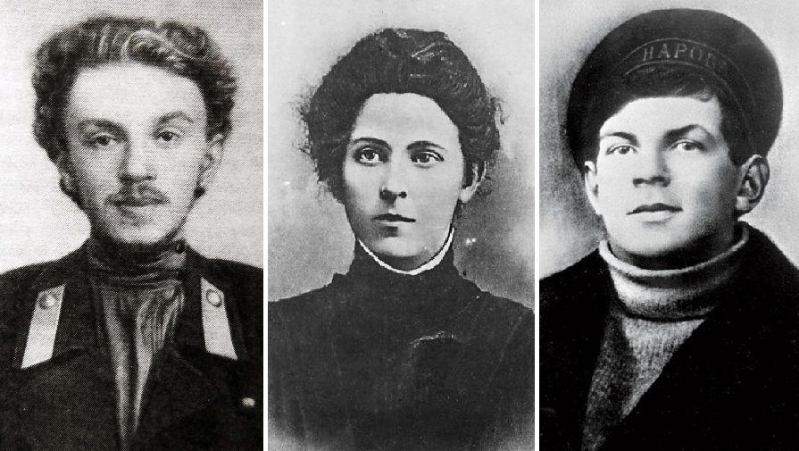 Октябрьская революция: большевики были не одни