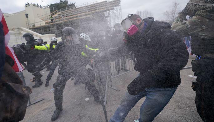 «Штурм Капитолия был разработан заранее»: Горбачев о беспорядках в Вашингтоне