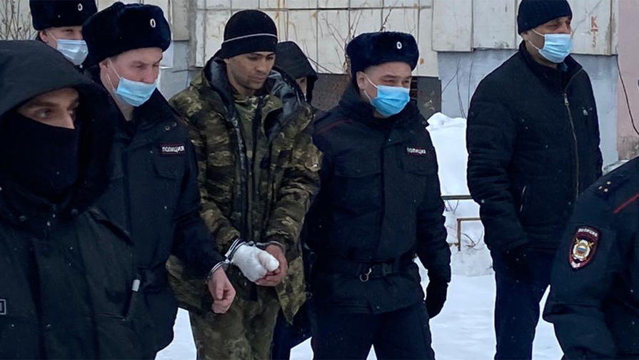 Уроженец Таджикистана, подозреваемый в убийстве жены и тестя в Перми