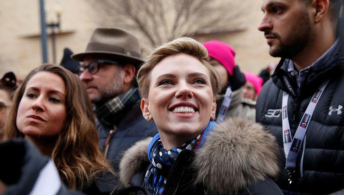 Скарлетт Йоханссон отказалась от роли трансгендера из-за критики
