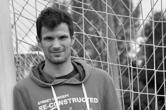 Футболист Бруно Бобан