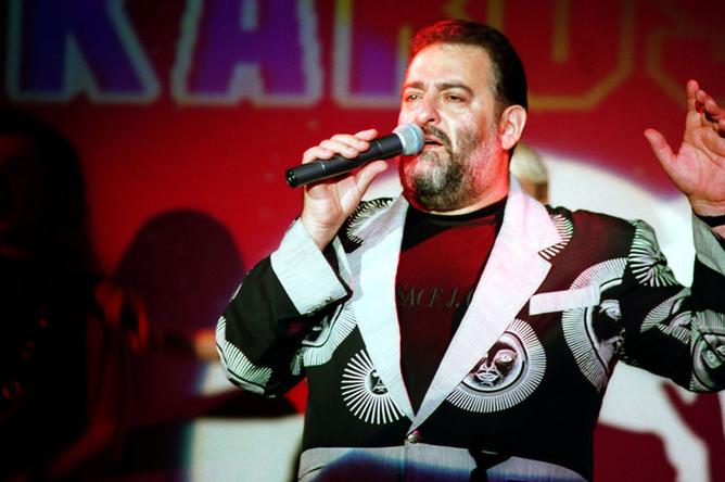 Михаил Шуфутинский, 1994 год
