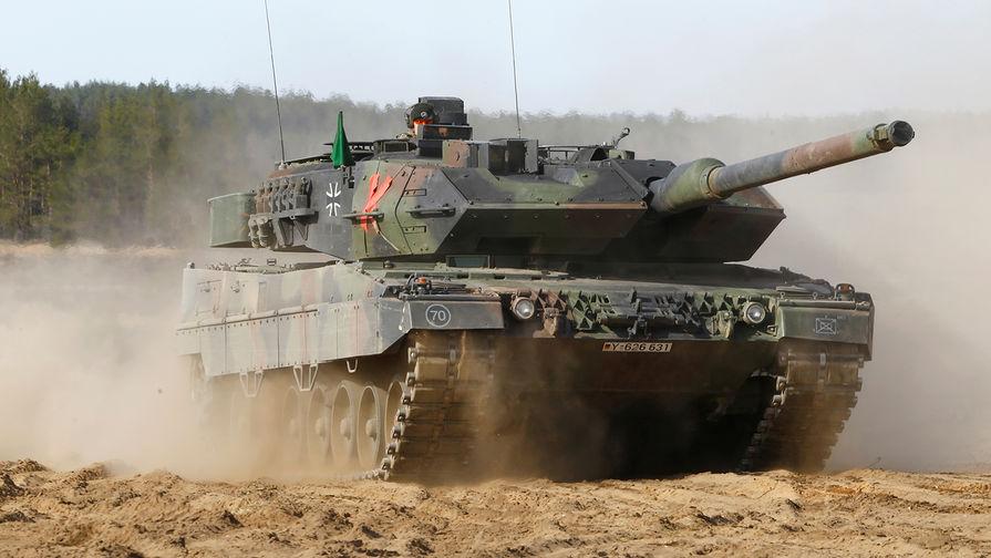 Броня крепка: Германия натравит на Россию «Леопарда»
