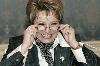 Валентина Матвиенко, 2003 год