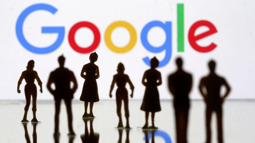 В работе Google произошли сбои