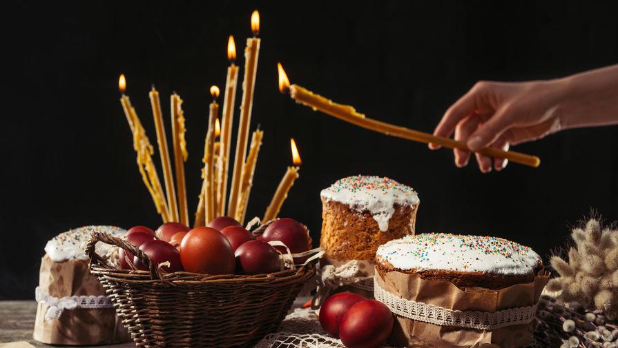Священники рассказали, какие продукты можно освящать на Пасху
