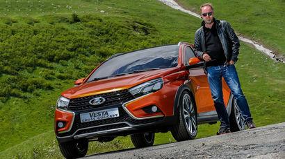 Как живет в России главный дизайнер «АвтоВАЗа» Стив Маттин