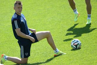 Денис Черышев пока не является основным игроком ни в «Реале», ни в сборной России