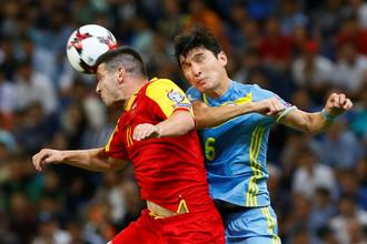Черногория стремится попасть на чемпионат мира в Россию