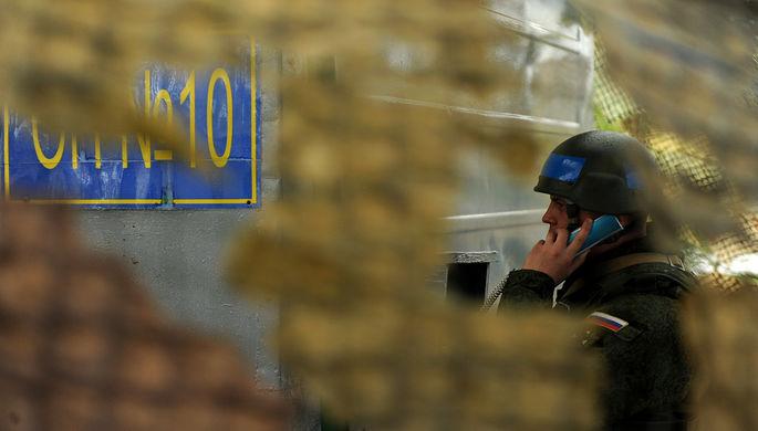 В Киеве назвали странной предложенную Россией «операцию» в Донбассе