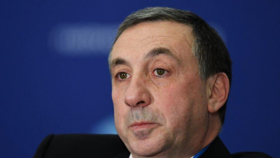 Президент ПФК ЦСКА Евгений Гинер.