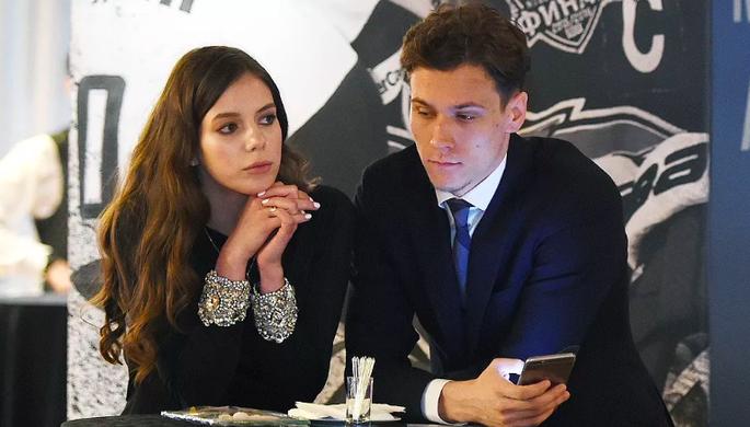 Никита Зайцев и Маргарита Готовцева