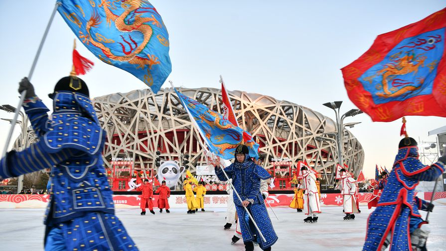 Олимпиада — 2022 в Пекине