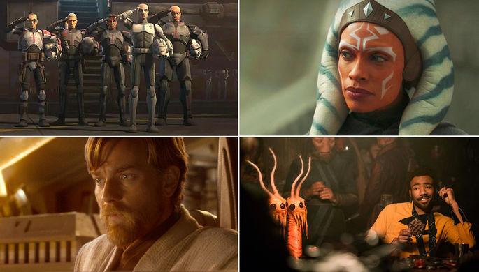 «Оби-Ван», три спин-оффа «Мандалорца» и глава Marvel: чего ждать от вселенной «Звездных войн»