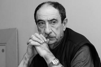 Журналист Борис Туманов
