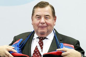 Президент Международной федерации самбо Василий Шестаков