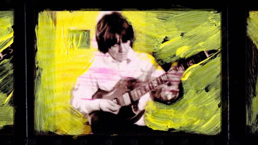 Кадр из клипа The Beatles «Glass Onion» (2018)