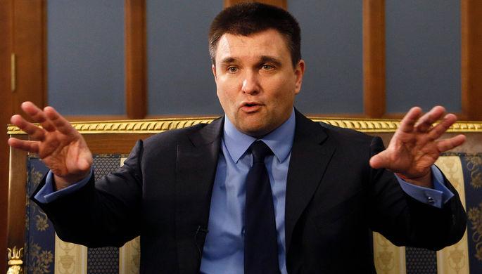 «Опростоволосился»: в РФ раскритиковали Климкина за слова о Крыме