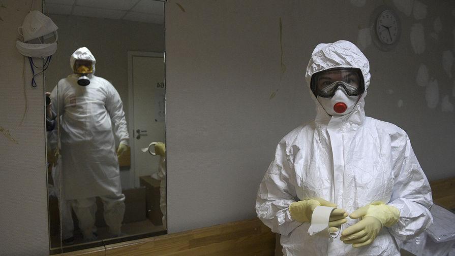 Эпидемиолог назвал нынешний подъем заболеваемости COVID-19 в России второй волной