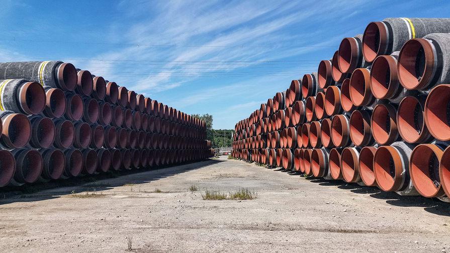 В Германии заявили о важности завершения строительства Северного потока  2